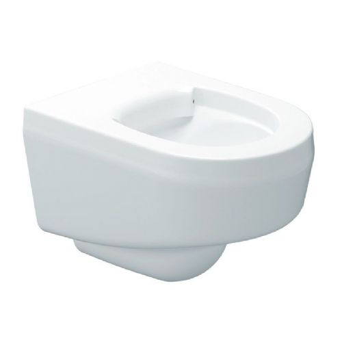DVS High Security Wall-Hung WC Pan